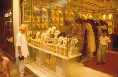 Goldmarkt in Dubai