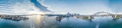 360 Grad Panorama Sydney