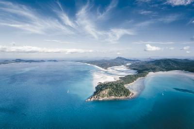 Hill Inlet und Whitehaven Beach