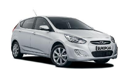 Kat. B (CDAR), Hyundai Accent