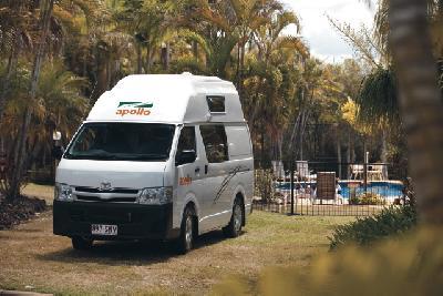Apollo Endeavour Camper