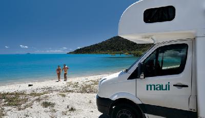 Strandleben in Nord-Queensland