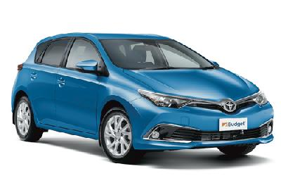 Gruppe C, Toyota Corolla o.ä.