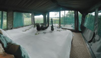 Kwando Kwara Camp (Zeltbeispiel)
