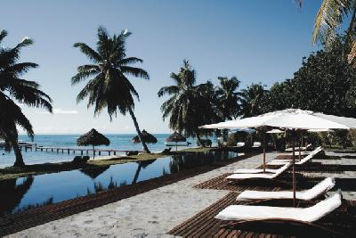 Poollandschaft des Princesse Bora Hotels