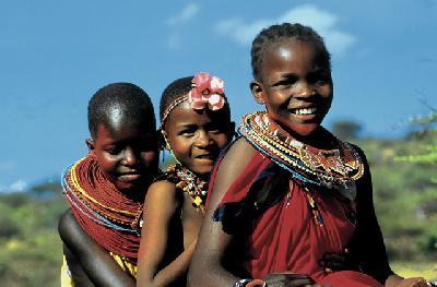 Masai Kinder