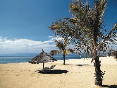 Strandidylle am Malawi See