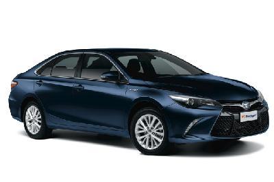 Kat. K, Toyota Camry Hybrid