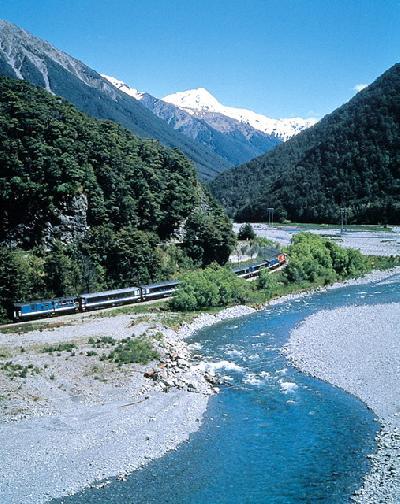 Tranz Alpine Express