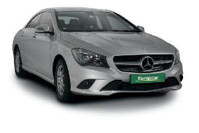Gruppe O, Mercedes CLA o.ä.
