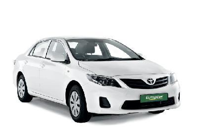 Gruppe F, Toyota Coralla Quest o.ä.