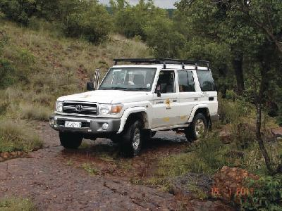 Bushlore Land Cruiser
