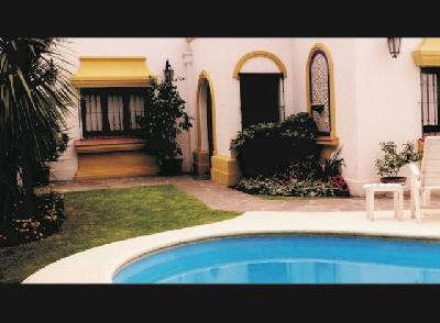 Garten-/Poolbereich