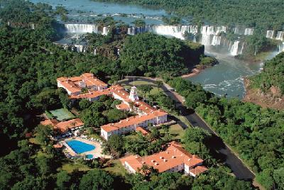 Hotel das Cataratas in Foz do Iguazu