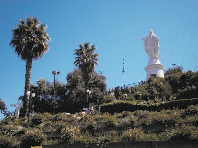 Aussichtsberg Cerro Cristobal