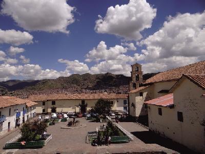 Künstlerviertel San Blas, Cusco