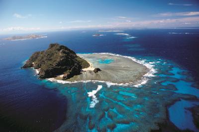 Monoriki Island © C. McLennan