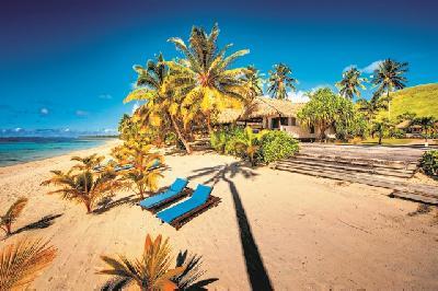 Strand des Tamanu Beach Resort © Positive Shots