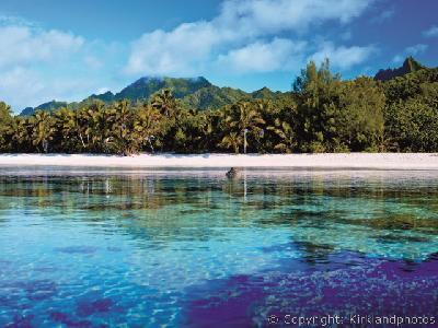 Trauminsel Rarotonga © Kirkland