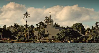 Kirche auf Haapai