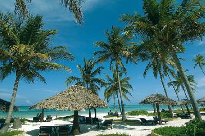 Strand vom Breezes Beach Club & Spa