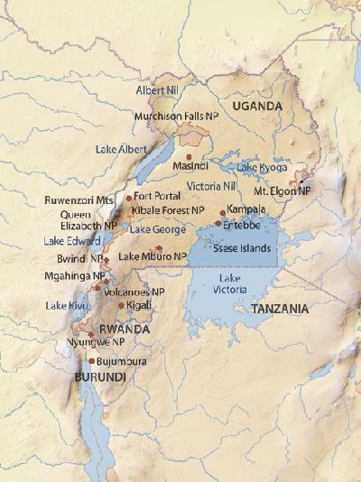 Uganda / Rwanda