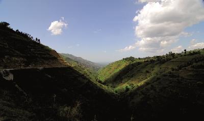 Rift Valley Uganda